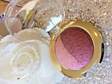 GOLDEN ROSE Duo Shadow Blush A Eyelids 302 Plum Pearl Sublime Pigment