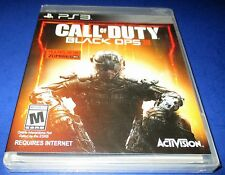 Call of Duty: Black Ops III Sony PlayStation 3 *New-Sealed-Free Ship!