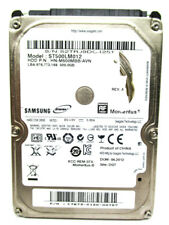 Samsung Momentus 500GB ST500LM012 SATA HN-M500MBB/AVN Hard Drive WIPED & TESTED!