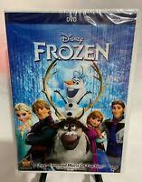 Frozen (New DVD, 2014) Widescreen, Region 1, Kristen Bell, Idina Menzel