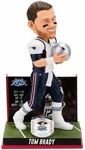 Tom Brady New England Patriots Super Bowl Special Edition - 3rd Win Bobblehead