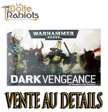 Warhammer 40000 Dark Vengeance Chaos Vente au detail Rabiot Bitz Sprue