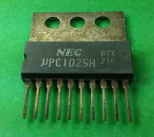 INTEGRATO uPC 1025 H - Single-Channel Audio Power Output Amplifier