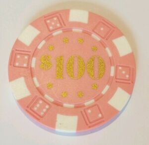 Casino chip from Flamingo Hotel, Las Vegas