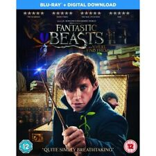Fantastic Beasts and Where to Find Them Blu-ray Aj251