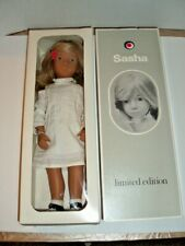 Sasha #182 Lt Edition Fair Hair Pintucks 16 in Doll Vintage 1982 Mfg England