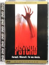 Dvd Psycho - Collector's edition Ed. Super jewel box di Gus Van Sant 1998 Usato