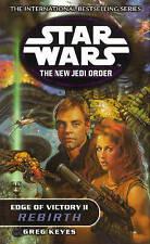 Edge of Victory 2: Rebirth (Star Wars New Jedi Order) (Vol 2)-ExLibrary