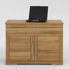 Moderne Schreibtische & Computermöbel aus Massivholz mit Schubfächern