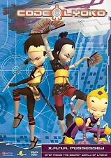Code Lyoko: Xana Possessed - Volume 3