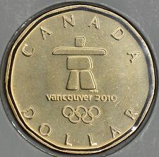 CANADA 1$ Dollar 2010 Olympics in MS