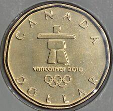CANADA 1$ Dollar 2010 Olympics in MS