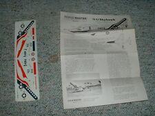 Scale-Master decals 1/72 TA-4J Skyhawk  D84