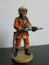 soldat de plomb - Pompier tenue de feu - Bruxelles , Belgique 2003 - Delprado