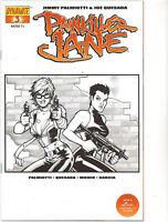 Painkiller Jane #3 Incentive variant 2007 scarce Dynamite US Comics