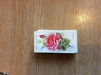 T2-1 WILLS - A SERIES OF 50 ROSES 1912 cigarette card no 25 la france