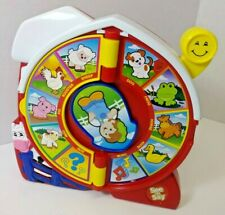 Mattel See N' Say See And Say Little People Animal sounds and Tunes 2003