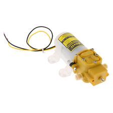 Pompa acqua pompa autoadescante 12V 60W 4L / min 5bar pompa a pressione