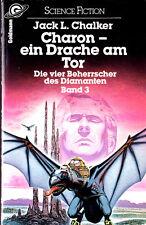 "Jack L. Chalker - "" CHARON - ein Drache am Tor "" (1985) - tb"