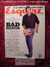 ESQUIRE magazine February 1995 TIM ALLEN CAMILLE PAGLIA SHANA CAMERON DIAZ