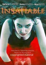 The Insatiable (DVD, 2007) Josh Hopkins, Boyd Kestner, Brad Rowe, Jon Huertas