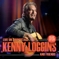 Kenny Loggins - Kenny Loggins and Friends: Live on Soundstage [New CD] With DVD,