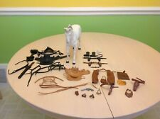 Vintage Lone Ranger Horse and Accessories