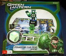 Green Lantern. poder del Anillo juego de mesa