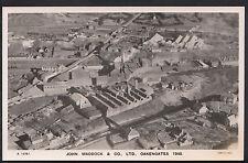 Shropshire Postcard - John Maddock & Co Ltd, Oakengates 1948 DD622