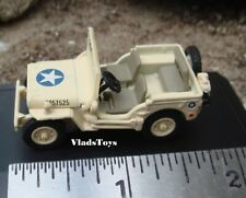 Oxford Military 1/76 Willys MB Jeep US Army Air Force Tunisia 1943 76WMB007