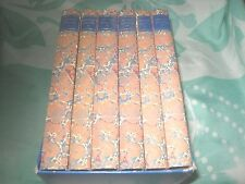 Vintage-Johann Nestroy-Komodien-Set of 6 Books in German