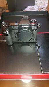 Panasonic LUMIX S1 24 MP Full Frame Mirrorless Camera - Black (Body Only)