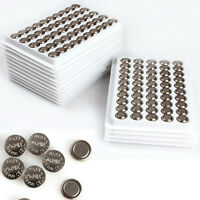 5-50 X piles boutons AG13 / LR44 Batterie 1.55V pile bouton LED 11,6 * 5.40mm