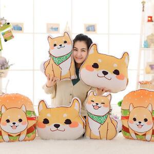 Cute Kabosu Plush Hand Warmer Doge Cushion Home Decor Shiba Inu Dog Hug Pillow