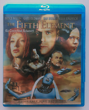 The Fifth Element - 1 Blu-Ray Disc - Like New!