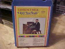 "8 TRACK TAPE LAWRENCE WELK ""I LOVE YOU TRULY..AND OTHER SONGS OF LOVE"""