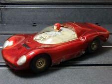 Carrera Universal 132 Ferrari Dino Lexan INNEN SILBER! Nr.40450 (F969)