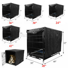 More details for pet dog cat cage cover protective oxford cloth waterproof heavy duty 210d uk