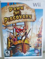 Dawn of Discovery - Nintendo Wii - Complete