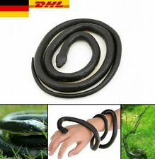 Weichen Simulation Schlange Schlangen Spielzeug aus Gummi Halloween Geschenk