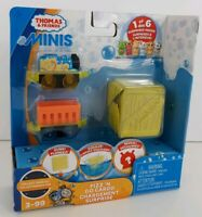 Thomas & Friends Minis FIZZ N GO CARGO Train Mystery Surprise Fisher Price GCL88