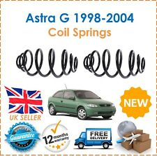For Vauxhall Astra G Estate Van Two Rear Coil Springs Pair Set x2 9118379 New