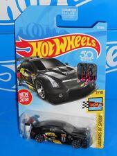 Hot Wheels New For 2018 Factory Set #70 '16 Cadillac ATS-V R Black