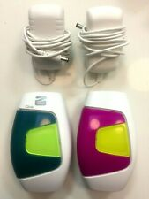 LOT OFX2 Silk'n Glide Hair Removal Device - 50,000 Pulses-For home use