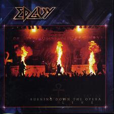 Edguy - Burning Down the Opera [New CD]