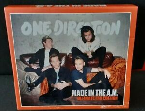 One Direction Made In The A.M. Syco Music 88875134642 Sony Music deluxe fan
