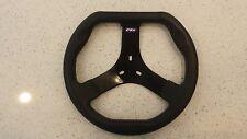 Flat Top Go Kart Steering Wheel 300mm Dia BEST PRICE on EBAY