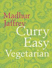 Curry Easy Vegetarian by Madhur Jaffrey (Hardback, 2015)