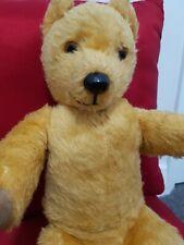 Vintage Pedigree Teddy Bear With Label