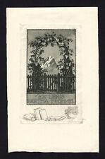 19)Nr.114- EXLIBRIS- Adolf Kunst